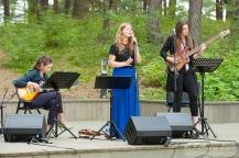 Lady Jazz Trio Saulkrasti Jazz Festival (2016)