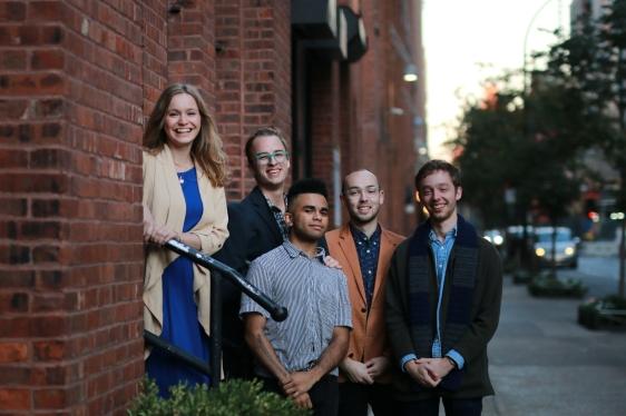 Arta Jēkabsone Quintet (Photo Una Stade)