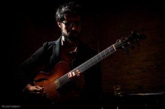 Live at UnTubo, Siena, Italy By Caterina Di Perri